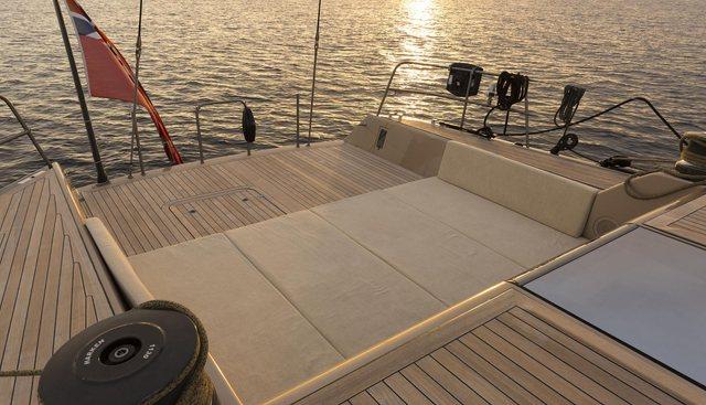 Wally Love Charter Yacht - 3