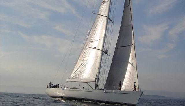 Alarife Cien Charter Yacht