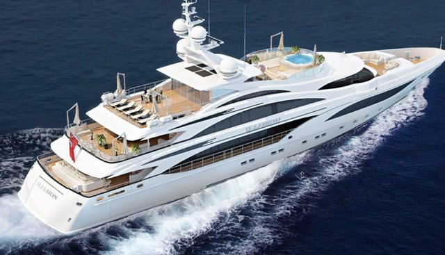 Illusion V Charter Yacht - 5
