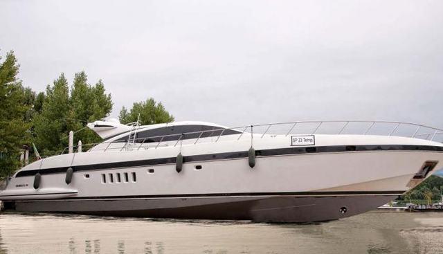 Trip E Charter Yacht