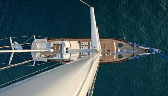 Getaway Charter Yacht - 2
