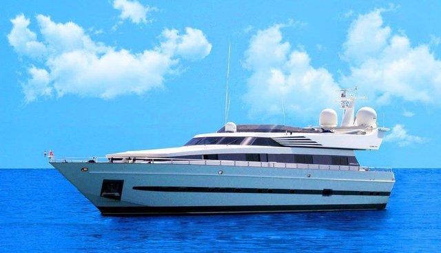 Thirty Love Charter Yacht