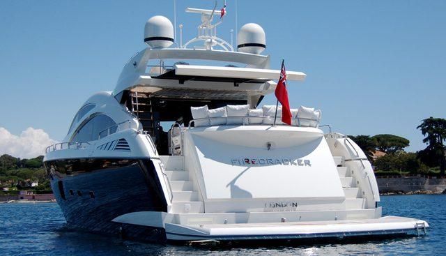 Firecracker Charter Yacht - 5