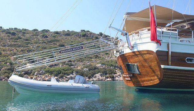 Prenses Bugce Charter Yacht - 2