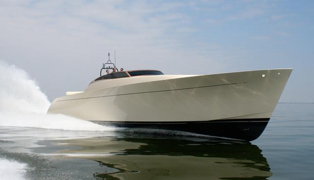 Sossego Charter Yacht
