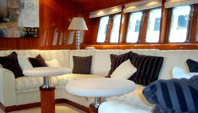 Jamalui Charter Yacht - 3
