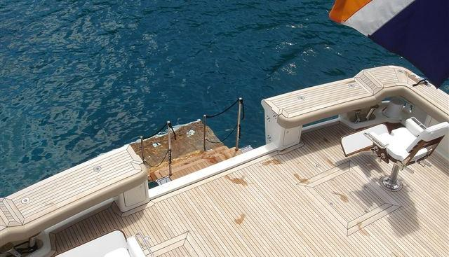 Tempo Reale Charter Yacht - 4