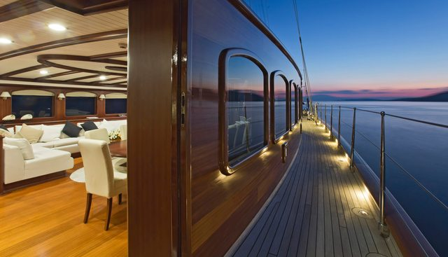 Aria I Charter Yacht - 8