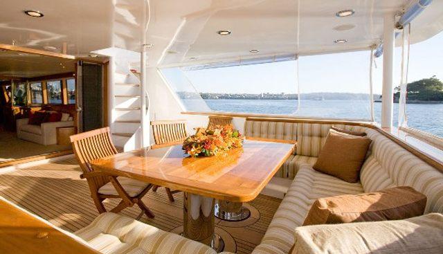 Phoenix One Charter Yacht - 5