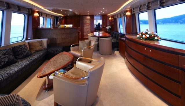 Moon River Charter Yacht - 8