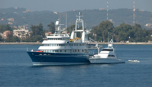 Blue Shadow Charter Yacht - 5