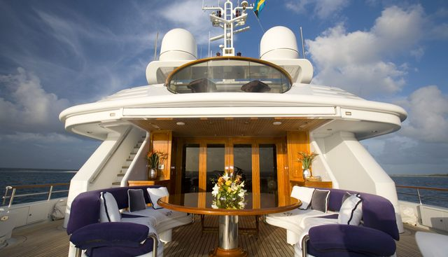 Lady M II Charter Yacht - 3