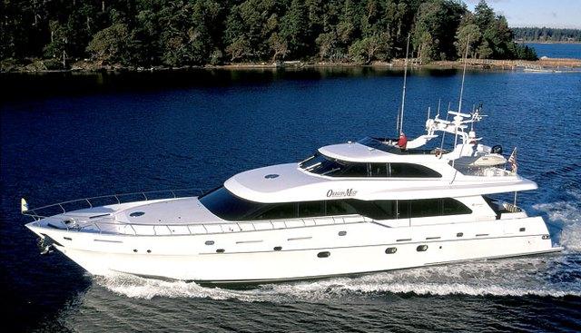 Oregon Mist Charter Yacht - 2
