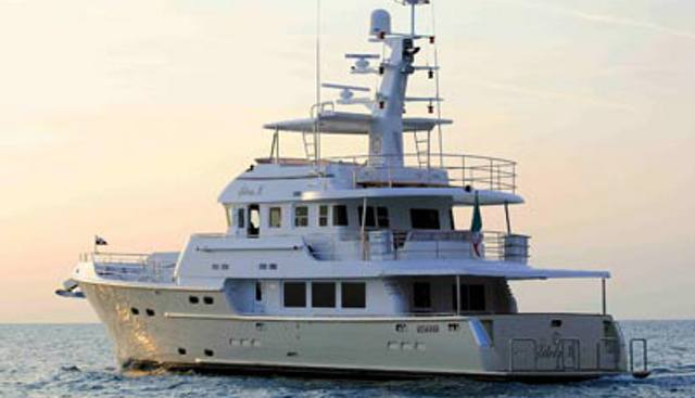 Silvia M Charter Yacht - 5