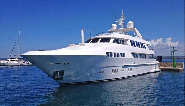 Claudius Charter Yacht - 2