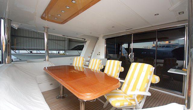 MIss Stress Charter Yacht - 4