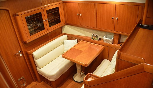 Terra Di Mezzo Charter Yacht - 6