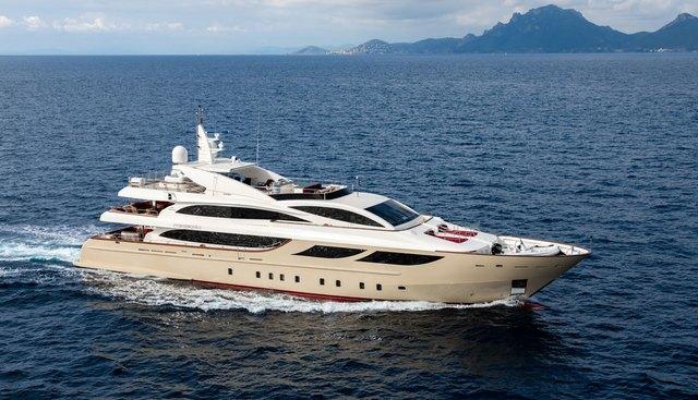 Panakeia Charter Yacht