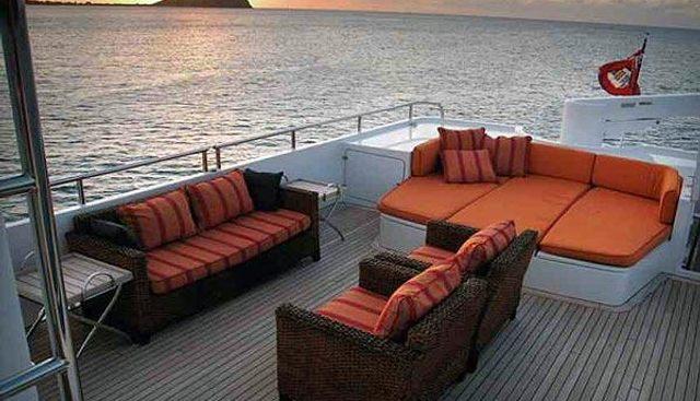Commercial Break Charter Yacht - 3