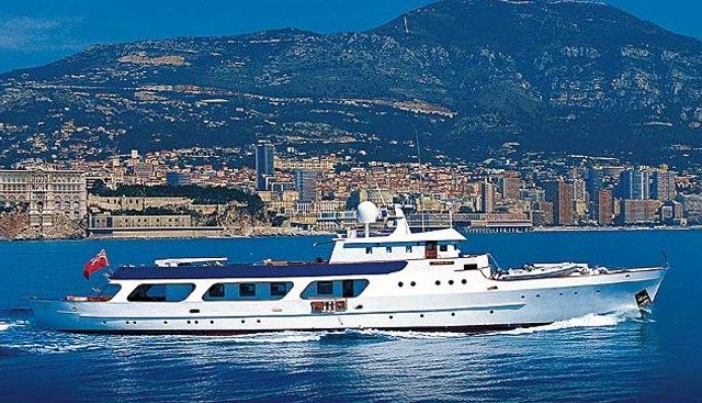 Albacora of Tortola Charter Yacht - 2