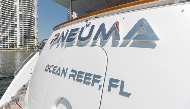 Pneuma Charter Yacht - 5