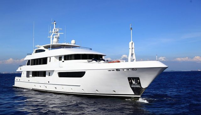 Sun One Charter Yacht