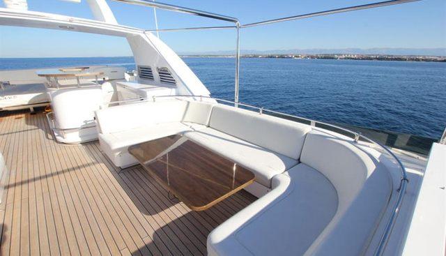 Adamo Charter Yacht - 4
