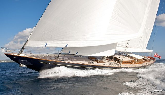 Anne Charter Yacht