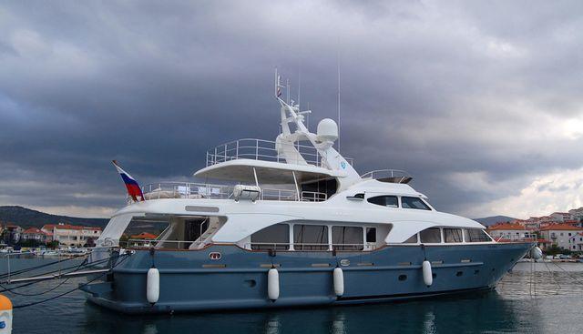 Galaktika Sky Charter Yacht - 2