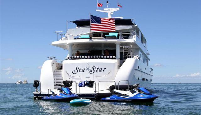 Sea Star Charter Yacht