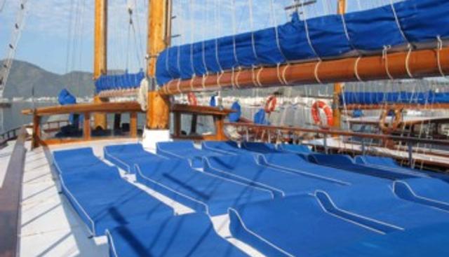 BAHRIYELI D Charter Yacht - 3