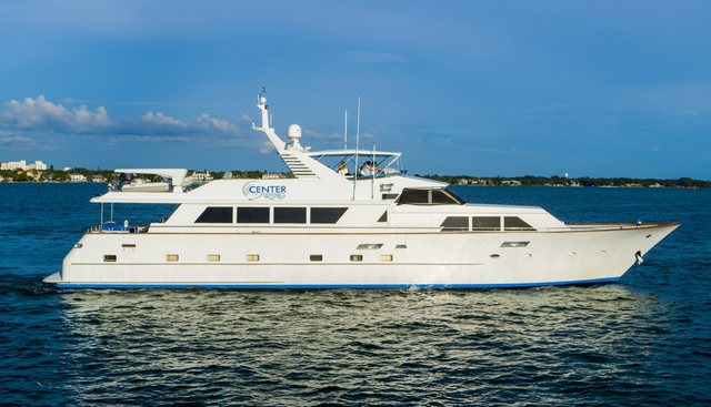 Center Ring Charter Yacht - 2