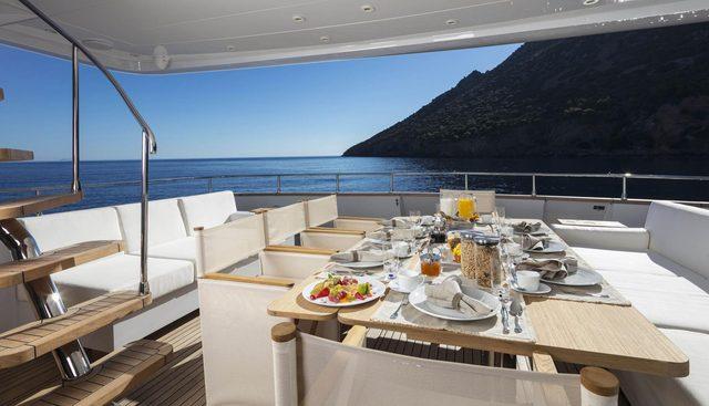 Sole Di Mare Charter Yacht - 4