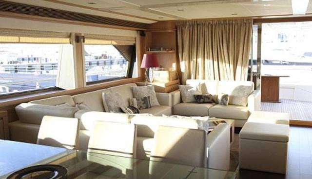 Ulyssia Charter Yacht - 6