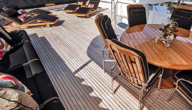Inspired Charter Yacht - 3