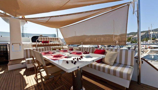 Laziza Charter Yacht - 2