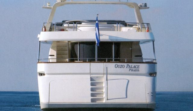 Ouzo Palace Charter Yacht - 5