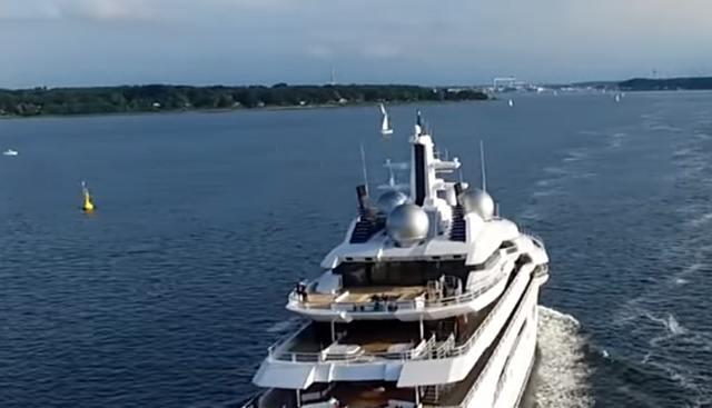 Amadea Charter Yacht - 8
