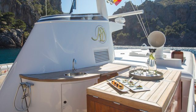 Heavenly Daze Charter Yacht - 8