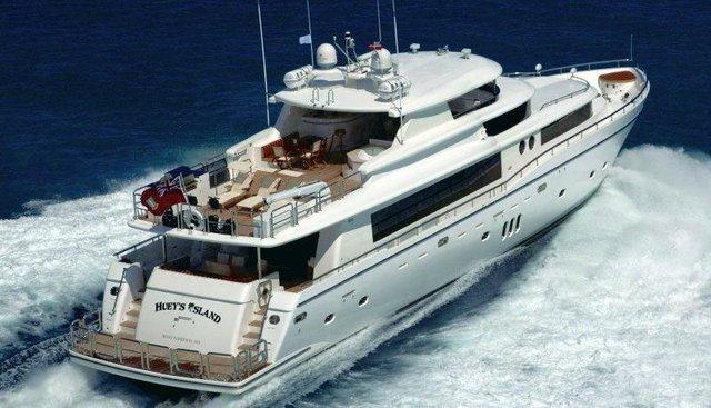 Lexington Blue Charter Yacht - 4