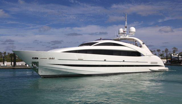 Sealyon Charter Yacht