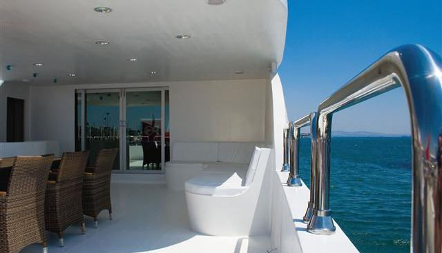 Rose Amore Charter Yacht - 3