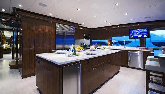 Team Galati Charter Yacht - 7
