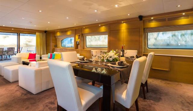 La Rosa Charter Yacht - 7