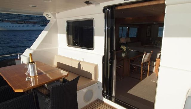 Serene Seas Charter Yacht - 5