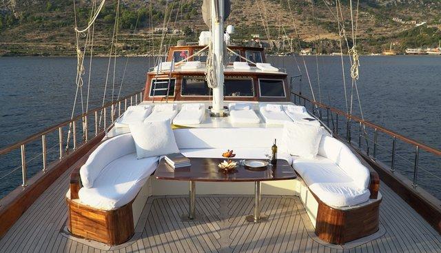 Ilknur Sultan Charter Yacht - 3