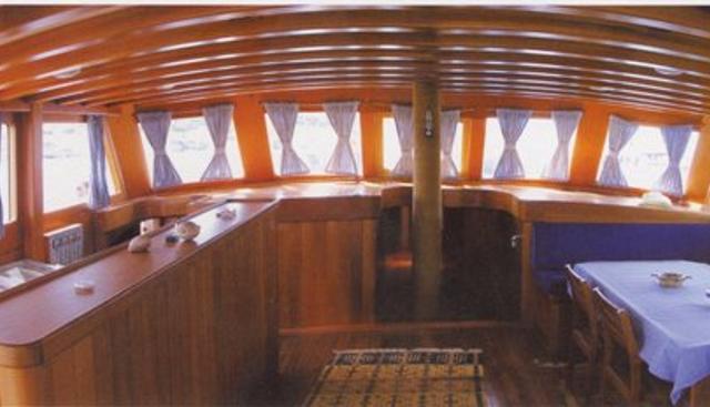 Fatma Kristina Charter Yacht - 5