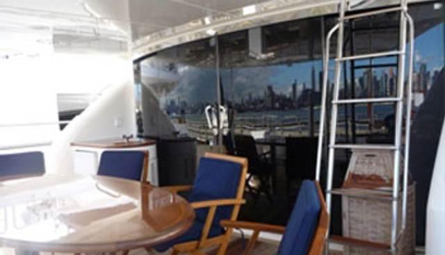 Kemosabe Charter Yacht - 5