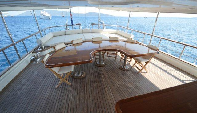 Gul Sultan Charter Yacht - 8