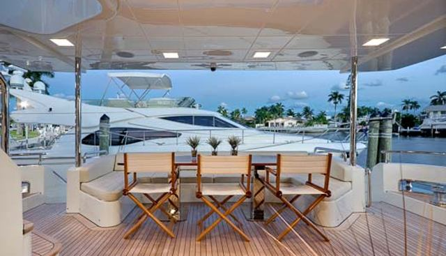 Kassidy Lynn Charter Yacht - 2